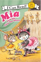Mia and the Tiny Toe Shoes | Robin Farley |