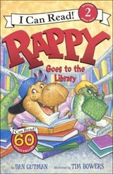 Rappy Goes to the Library | Dan Gutman |