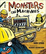 Monsters on Machines | Deb Lund |