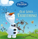 Olaf Loves... Everything! | Random House Disney |