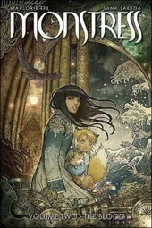 Monstress | Marjorie Liu |