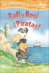 Rafi y Rosi Piratas!