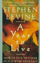 A Year to Live | Stephen Levine |