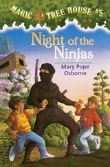 Night of the Ninjas | Mary Pope Osborne |
