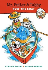 Mr. Putter & Tabby Row the Boat | Cynthia Rylant |