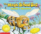 The Magic School Bus Inside a Beehive | Joanna Cole |