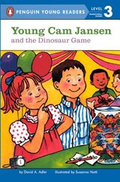 Young Cam Jansen and the Dinosaur Game | David A. Adler |