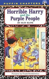 Horrible Harry and the Purple People | Suzy Kline |