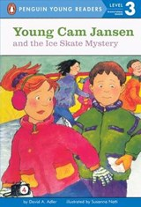 Young CAM Jansen and the Ice Skate Mystery | David A. Adler |