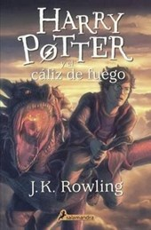 Harry Potter y El Caliz del Fuego (Harry Potter and the Goblet of Fire) | J. K. Rowling |
