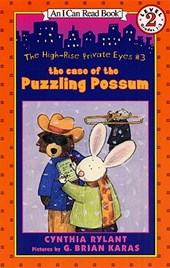 The Case of the Puzzling Possum | Cynthia Rylant |