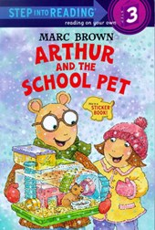 Arthur and the School Pet [With Stickers] | Marc Tolon Brown |