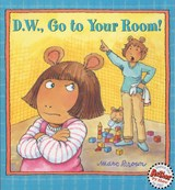 D.W., Go to Your Room! | M. Brown |