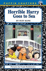 Horrible Harry Goes to Sea | Suzy Kline |
