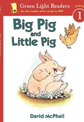 Big Pig and Little Pig | David McPhail |