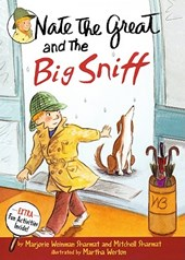Nate the Great and the Big Sniff | Marjorie Weinman Sharmat |