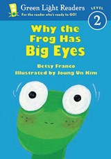 Why the Frog Has Big Eyes | Betsy Franco |
