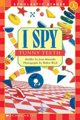 I Spy Funny Teeth | Jean Marzollo |