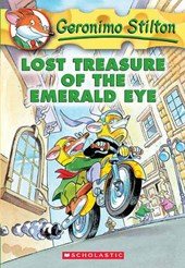 Lost Treasure of the Emerald Eye | Geronimo Stilton |