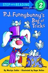 P.J. Funnybunny's Bag of Tricks | Marilyn Sadler |