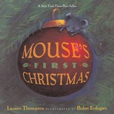 Mouse's First Christmas | Lauren Thompson |