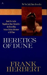 Heretics of Dune | Frank Herbert |