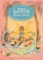Lotus and the Golden Pearl