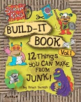 Scrap Kins Build-It Book Volume | Brian Yanish |