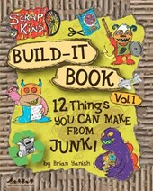 Scrap Kins Build-It Book Volume