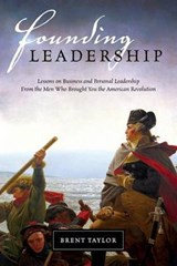 Founding Leadership | Brent Taylor |