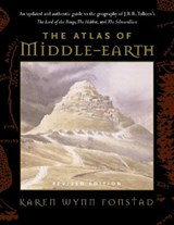 Atlas of Middle-Earth | Karen Wynn Fonstad |