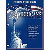 The Americans, Grades 9-12 Reading Study Guide