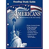 The Americans, Grades 9-12 Reading Study Guide |  |