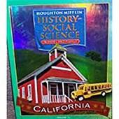 Houghton Mifflin History-Social Science, California Edition