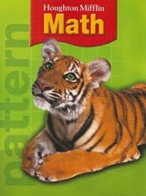 Houghton Mifflin Math | GREENES,  Carole |