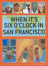 When It's Six O'clock in San Francisco | Cynthia Jaynes Omololu |