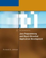 An Introduction to Java Programming And Object-oriented Application Development | Richard A. Johnson |