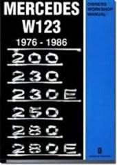 Mercedes W123 1976-86 Workshop Manual