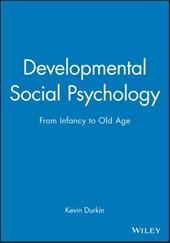 Developmental Social Psychology