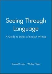 Seeing Through Language