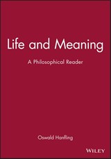Life and Meaning | Oswald Hanfling |
