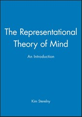 The Representational Theory of Mind | Kim Sterelny |