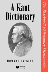 A Kant Dictionary | Howard Caygill |