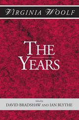The Years by Virginia Woolf | David Bradshaw |