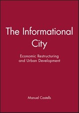 The Informational City | Manuel Castells |
