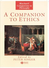 A Companion to Ethics | Peter Singer |