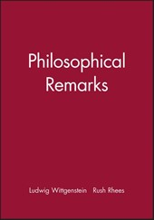 Philosophical Remarks