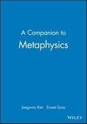 A Companion to Metaphysics