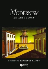 Modernism | Lawrence Rainey |