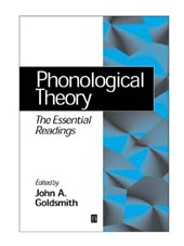 Phonological Theory | John A. Goldsmith |